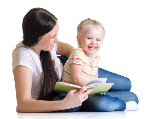 read to child