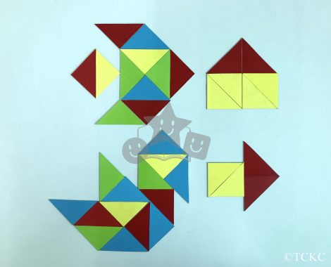 Magnetic Triangle
